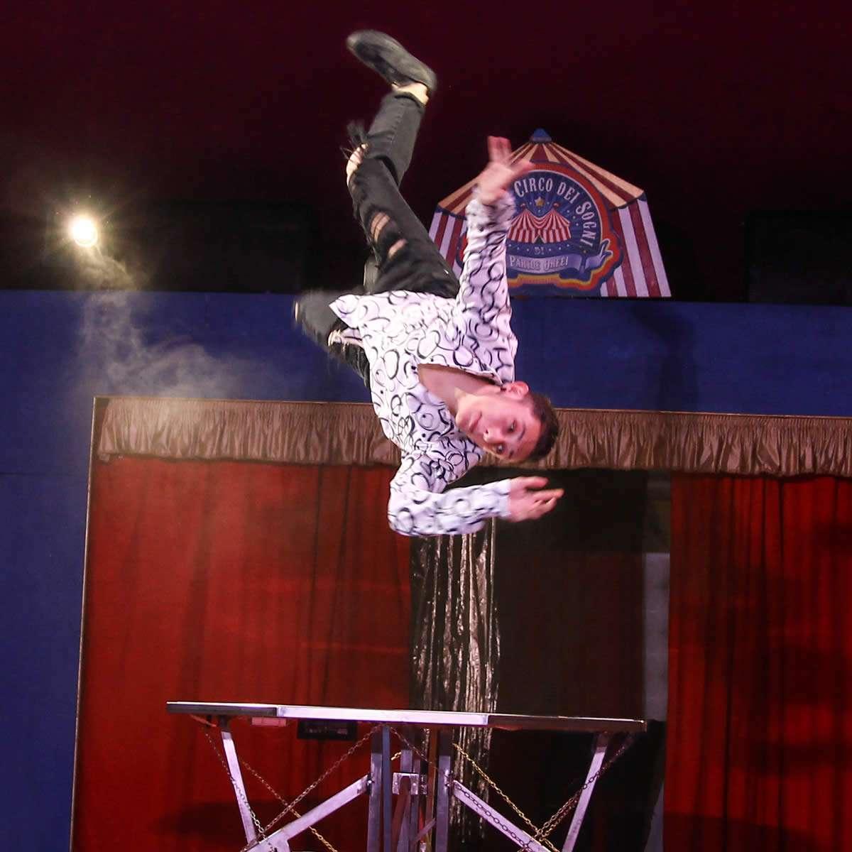 Piccolo Circo dei Sogni - In Volo