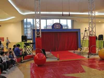 Piccolo Circo dei Sogni - Centri Commerciali