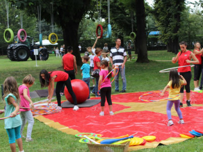 Piccolo Circo dei Sogni - Family Day