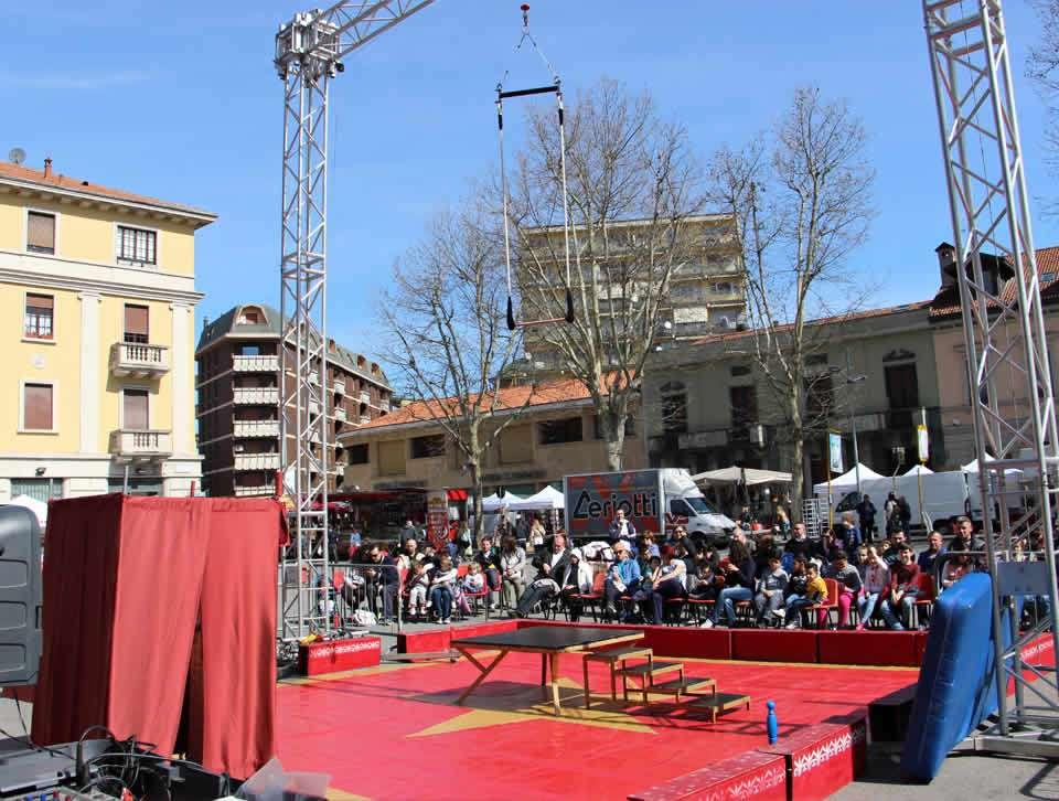 Piccolo Circo dei Sogni - Feste di piazza