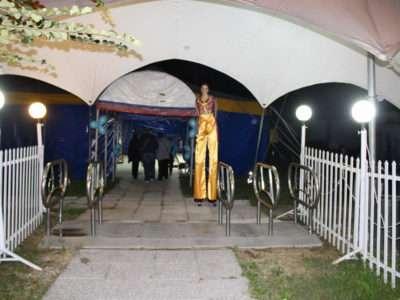 Piccolo Circo dei Sogni - Feste Private